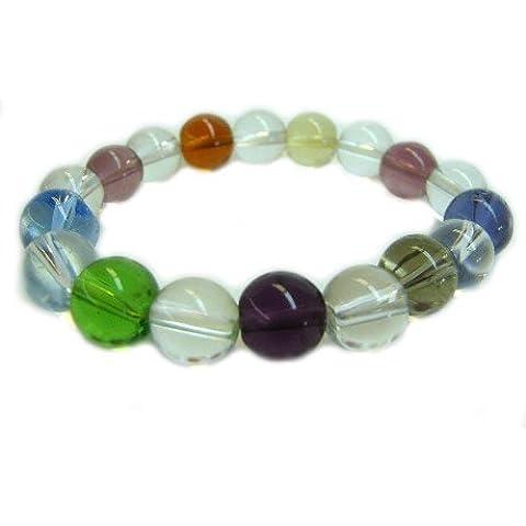 Feng Shui importazione color cristallo braccialetti
