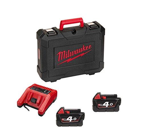 Milwaukee - Milwaukee 4-pole motor planer BP-402C - 4933451114