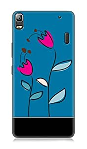 Lenovo A7000 3Dimensional High Quality Printed Back Case
