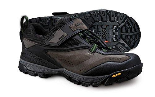 Shimano VTT chaussures SPD SH MT 71 Marron - Marron
