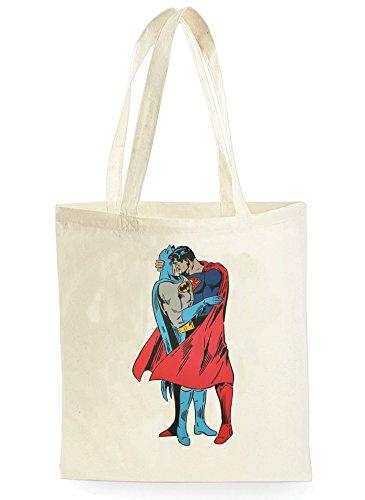 Kissing Gay Pride Poster, Einkaufstasche fürs Einkaufen, Picknick, Zuhause, Lagerung und Schule, tote bag (Gay-pride-geburtstag)