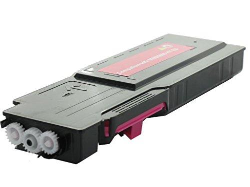 Comp Phaser (Cart. COMP. Premium für Xerox Phaser 6600V/WorkCentre 6605dnn (106R02230) (6K) Magenta)