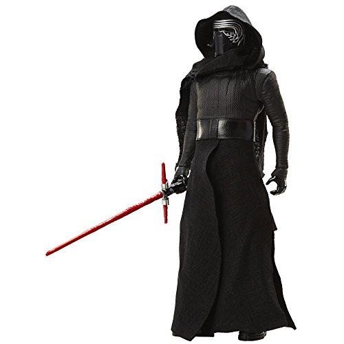Star Wars Il Risveglio della Forza, Personaggio Gigante Kylo Ren con braccia e gambe snodate, Altezza 45 cm