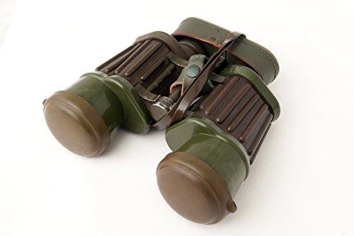 Hensoldt 10x50 Bundeswehr Fernglas, German Army Binoculars