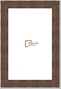 5x9 Inch Photo / Picture Frame in Copper finish. For framing Documents, photos, Artwork, K319 Series - 1.22 inch wide moulding