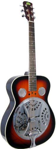 Regal RD-30 Resonator-Gitarre Sunburst