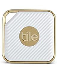 Tile Style - Schlüsselfinder. Telefonfinder. Allesfinder (Champagner) - 1er-Pack