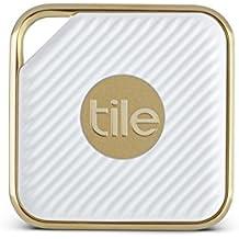 Tile Style - Key Finder. Phone Finder. Anything Finder (Champagne) - 2-pack