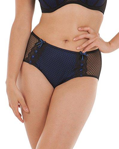 Curvy Kate Damen Taillenslip Tease Suspender Short Black (Blkcob)
