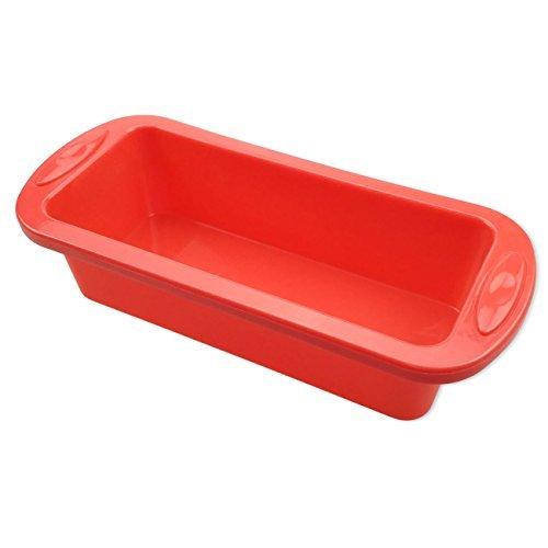 Molde de horno rectangular de silicona - Cake Bakewar