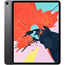 Apple iPad Pro (12.9-inch, Wi-Fi, 256GB) - Space Grey (Latest Model) (Renewed)