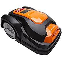 Yard Forza sa500eco robot-tondeuse, Nero