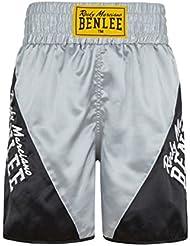 BENLEE Shorts BONAVENTURE Boxing trunk - Black/Grey