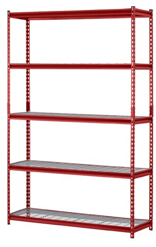 Muscle Rack ur184872-r 5-shelf Stahl Regal