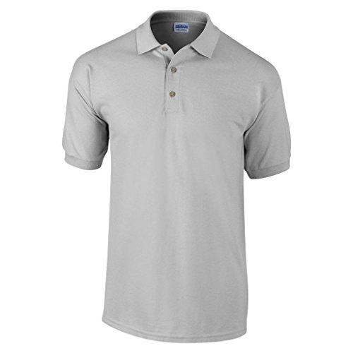 MAKZ Herren Poloshirt Grau - Rs Sport Grey