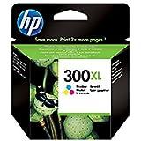 HP 300XL - Cartucho de tinta para impresoras (Cian, magenta, Amarillo, 440 páginas, Tri-color, 20-80%, -40-60 °C, 15-32 °C) S