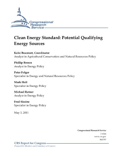 Clean Energy Standard: Potential Qualifying Energy Sources (English Edition) (Phillip Ratner)