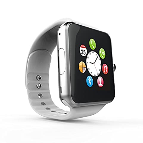 Portable Bluetooth Smart Watch & Bracelet avec podomètre sommeil monitoringsedentary Rappel Fonction anti-perte