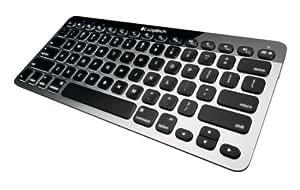 Logitech Bluetooth Easy Switch Keyboard  - UK layout