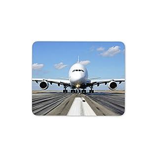 A380 Plane Mouse Pad Mat Airplane Aeroplane Fun Xmas Gift Computer PC Gift #8108