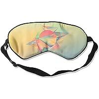 Sleep Eye Mask Geometry Digital Lightweight Soft Blindfold Adjustable Head Strap Eyeshade Travel Eyepatch E1 preisvergleich bei billige-tabletten.eu