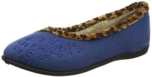 Blues Padders Pantofole Savana Blu Blue Femminili Bassi denim 1rqrIU