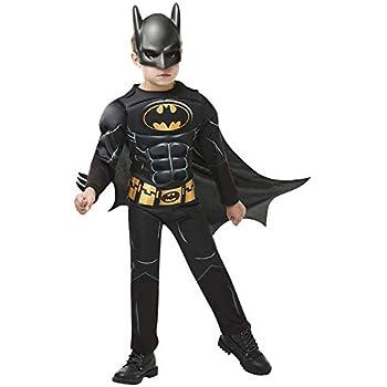 Rubie's Official DC Justice League Batman Deluxe, Children Costume