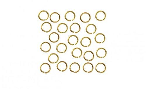 Anelli 6 mm 100 unita' ( occre - 17006 )
