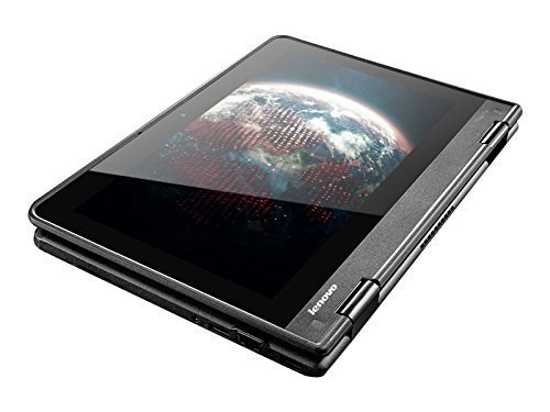 Lenovo Thinkpad Yoga Laptop (Chrome, 4GB RAM, 32GB HDD) Black Price in India