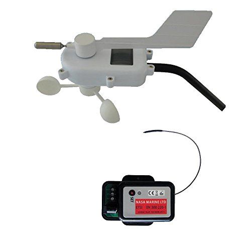 Clipper Wireless Wind Masthead & Data Box NMEA 0183 Marine Wireless Remote