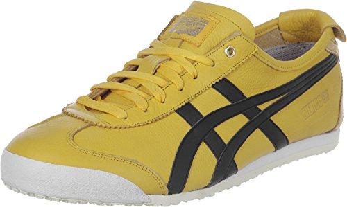 Onitsuka Tiger Mexico 66 Yellow Black Gold