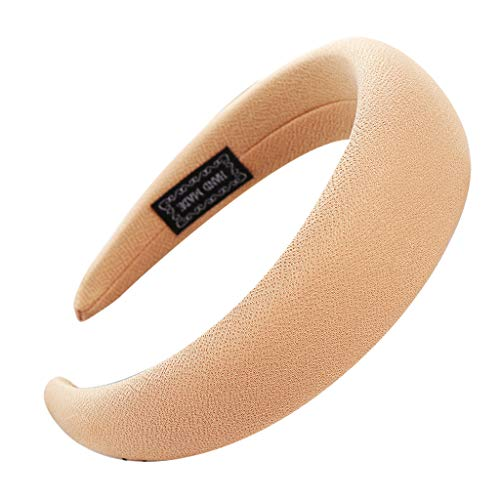 Stirnbänder Breit Haarbänder Haarreif Verknotet mit Punkte Muster und Knoten Haarschmuck Stirnband Retro Style Haarband Mädchen süß hochwerige Headband Kopfband ()