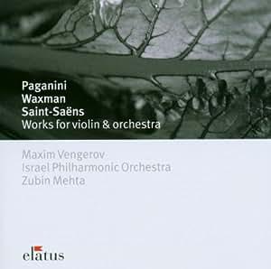Paganini / Saint-Saens: Violin Concertos