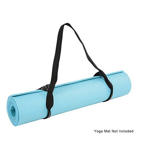 Yoga Matte Trageriemen Schlinge/ Stretch Gürtel Band (YOGA MAT NICHT EINGESCHLOSSEN) (Yoga-matte Bügel)