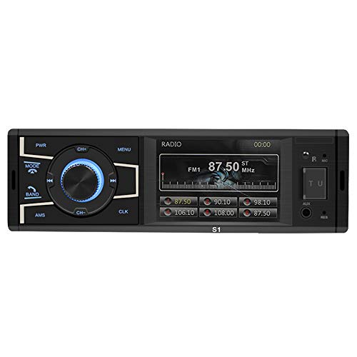 XMAGG® Bluetooth Car Stereo 3.2 ...