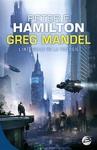 Greg Mandel - Intégrale par Peter F. Hamilton