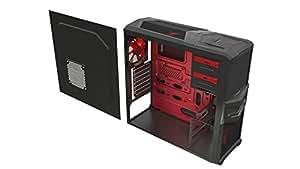 Mars Gaming MC4 Midi-Tower pour Ordinateur Noir