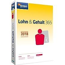 Buhl Data WISO Lohn und Gehalt 365 (2018) Software