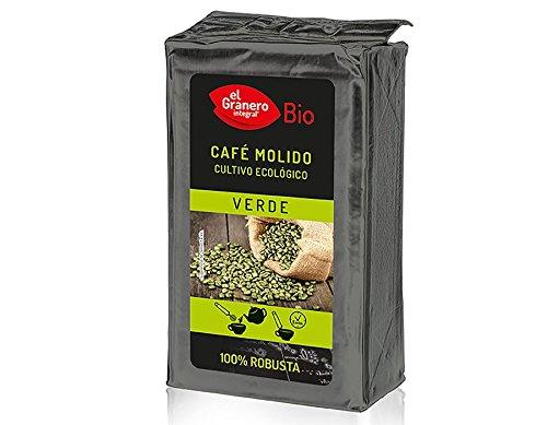 Café verde de cultivo ecológico, 400g