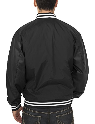 Urban Classics Herren Jacke Jacke Light Jacket Black