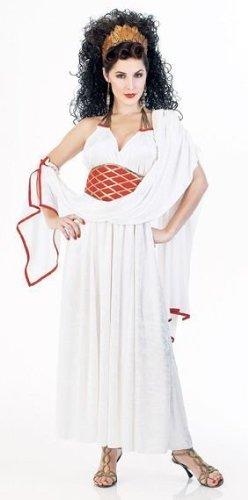 tüm - Verkleidung im Stil der Antike (Small) (Göttin Hera Kostüme)