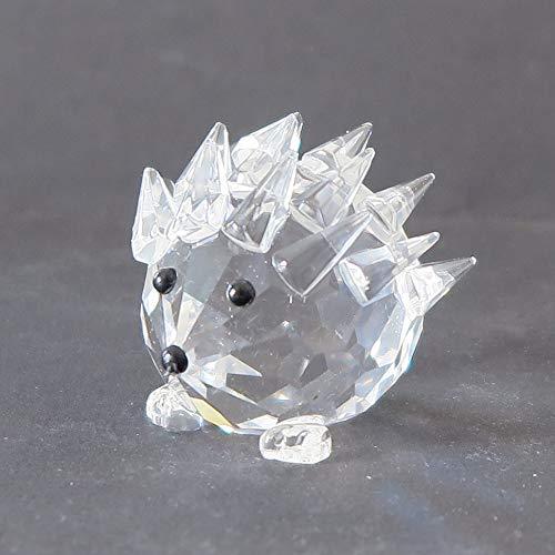 Zoom IMG-1 centauria riccio animali in cristallo