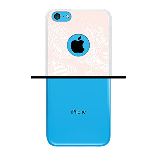 iPhone 5C Hülle, WoowCase Handyhülle Silikon für [ iPhone 5C ] Hand des Skeletts Handytasche Handy Cover Case Schutzhülle Flexible TPU - Schwarz Housse Gel iPhone 5C Transparent D0468