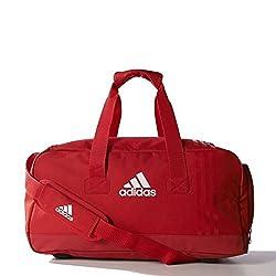 Adidas Erwachsene Tiro Bs4 Team-tasche S, Scarletpower Redwhite, 25 X 50 X 25 Cm