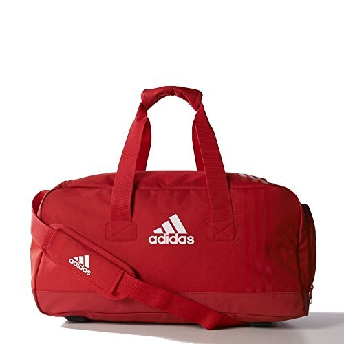 adidas Tiro S Team-Tasche, Scarlet/Power Red/White, 25 x 50 x 25 cm