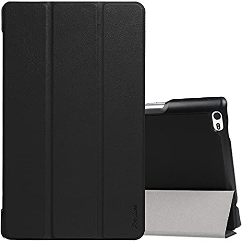 ProCase Lenovo Tab 4 8 Hülle, schlanke Stand Case Hard Shell Cover für 2017 Lenovo Tab 4 8 Zoll Android Tablette