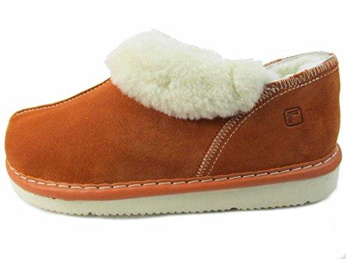Manz 446004-03-118, Zapatillas De Mujer Naranja