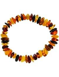 Nature d'Ambre - 3180437 - Bracelet Femme - Ambre Multicolore