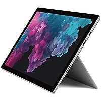 Microsoft Surface Pro 6 - Ordenador portátil 2 en 1, 12.3'' (Intel Core i5-8250U, 8GB RAM, 256GB SSD, Intel Graphics, Windows 10) Color Plata