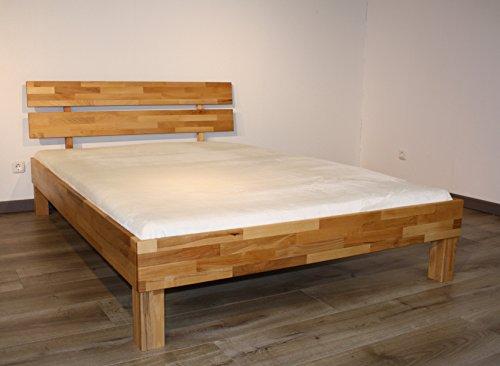Bett PALMA, Größe 100x200, Buche Massivholz, von MeinMassivholz - Made in Germany, Kostenlose Lieferung zum Wunschtermin - 8